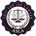 American Society of Legal Advocates Top100 2019