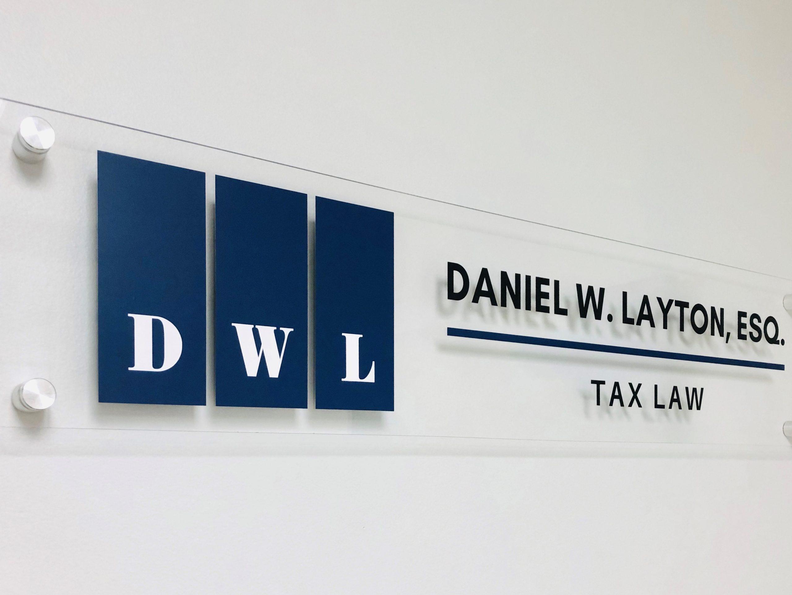 DWL Tax Law explains IRS Form 9297