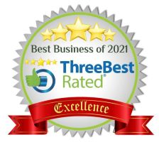 Three Best Rated Tax Law Firms in Newport Beach CA Badge